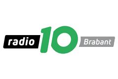 Logo Radio 10 Brabant